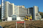Da San Nicolò d'Arcidano al Brotzu in elicottero: bimba di soli 14 mesi colpita da meningite