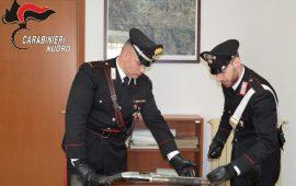 Armi ed esplosivo a Bari Sardo: la scoperta dei carabinieri lungo la 125