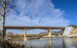 Ponte di Oloè, oggi la riapertura: gran giorno per la viabilità della Sardegna