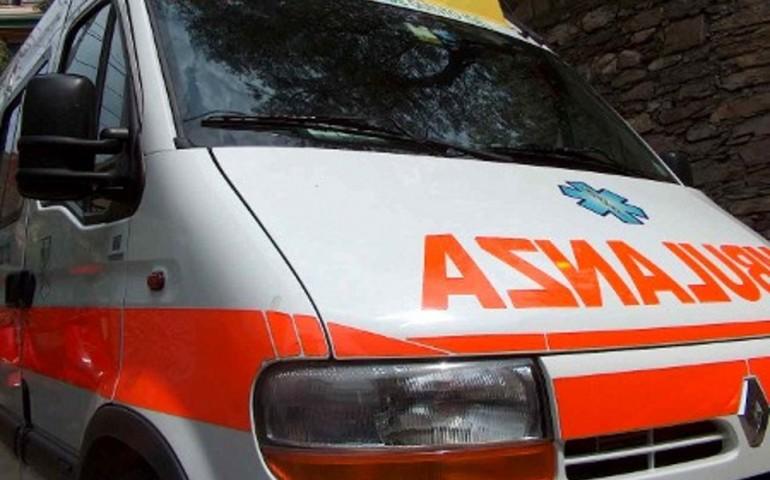 Scontro frontale nella notte a Ussana: due feriti in gravi condizioni