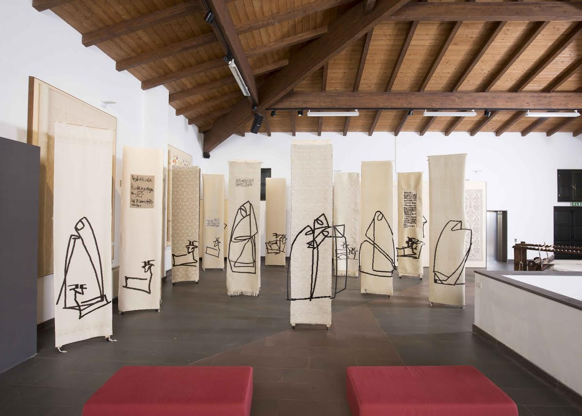 Sardi famosi: Maria Lai, una delle più grandi artiste italiane contemporanee