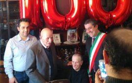 Perdasdefogu, Maria Brundu spegne 100 candeline: accanto a lei, il fratello di 102 anni