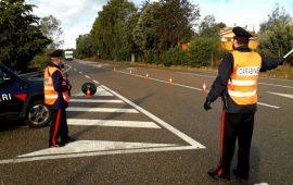 Incidente stradale a Villanova Tulo: denunciato dai carabinieri per guida in stato di ebbrezza