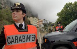 Aggredisce la mamma e distrugge la casa. 28enne arrestato dai carabinieri a Ulassai
