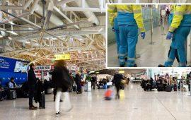 """Coronavirus, Regione: """"Controlli su tutti i passeggeri negli aeroporti e porti della Sardegna"""""""