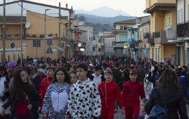 (FOTO) Carnevale a Bari Sardo: guarda la ricchissima gallery di Cristian Mascia!