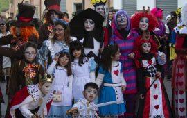 Ussassai, organizza la quinta ed ultima tappa del I° Carnevale di Barbagia