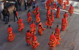 Carnevale ad Arbatax: itinerario della sfilata, modifiche al traffico e programma evento