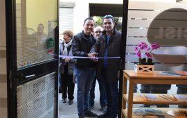La fotonotizia. Inaugurata a Bari Sardo la nuova sede Cisl. Muggianu: «Momento importante»