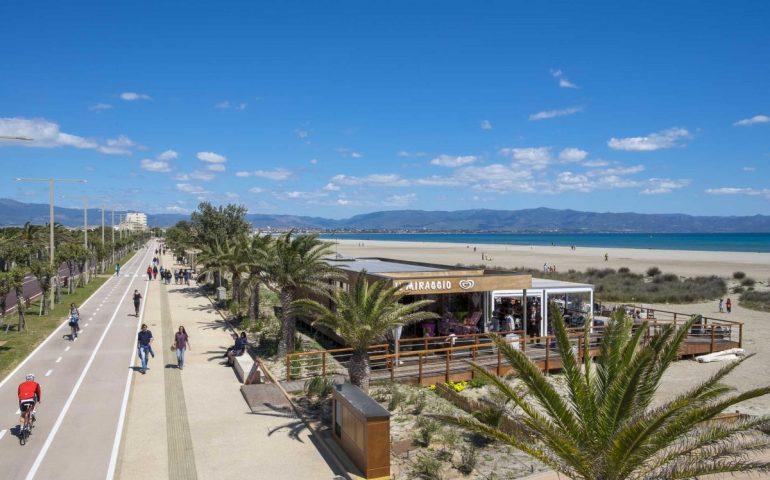 Chioschi in spiaggia tutto l'anno: il sì della Regione per le strutture anche in inverno
