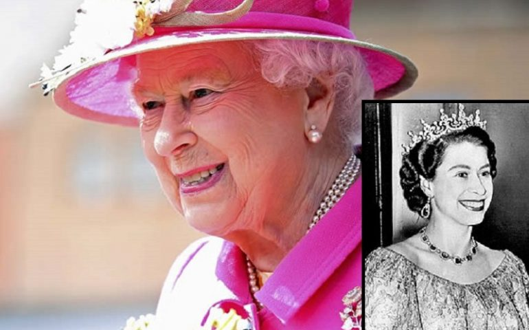 Regina Elisabetta Diventa Sovrana Ogliastra Vistanet