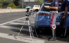 Occhio alla velocità, tutte le postazioni autovelox in Sardegna dal 24 al 29 febbraio