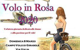 Volo in Rosa 2020: l'iniziativa dell'AvioClub Ogliastra per l'8 marzo
