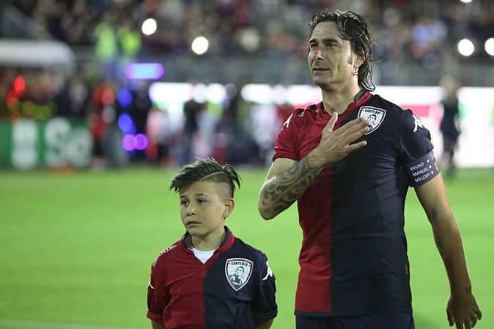 (FOTO E VIDEO) Accadde oggi. 23 maggio 2016: 4 anni fa Daniele Conti disse addio alla maglia del Cagliari