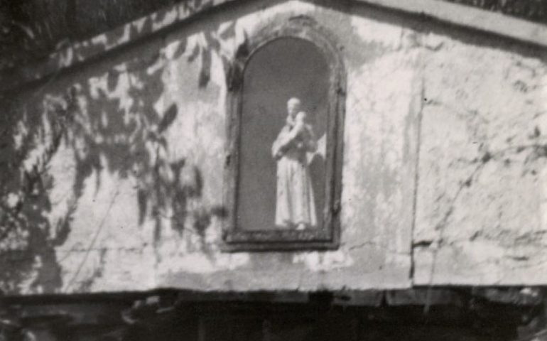 Curiosità. Il pozzo di Sant'Antonio della Miniera Corongiu