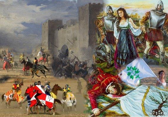 Accadde oggi. 30 giugno 1409: gli aragonesi vincono la battaglia di Sanluri, massacrando migliaia di sardi