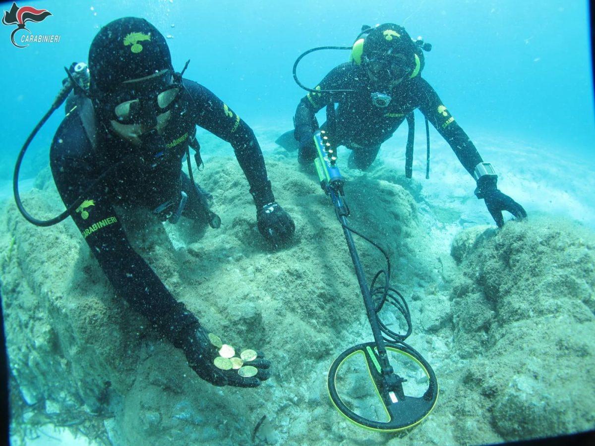 Trovati importanti reperti nel Golfo di Orosei | Ogliastra - Vistanet