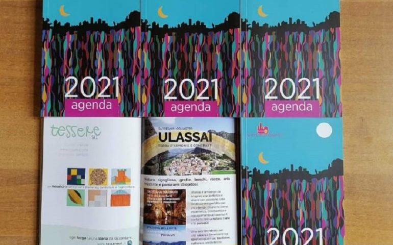 La fotonotizia. Agenda 2021, Città delle Grotte: Ulassai presente