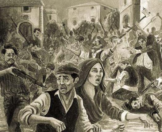 Accadde oggi. Itri, 12 luglio 1911: la strage dei sardi che dissero no alla camorra