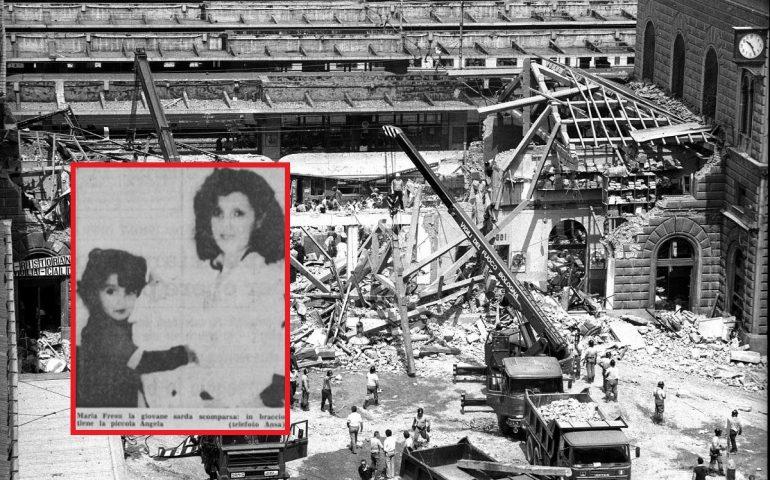 Accadde oggi. 2 agosto 1980, strage di Bologna: la morte di Maria Fresu e della figlia di tre anni Angela