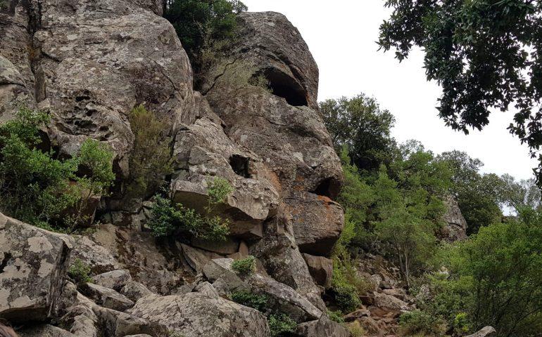 (GALLERY) Tra le meraviglie di Golgo anche la Maschera di Pietra