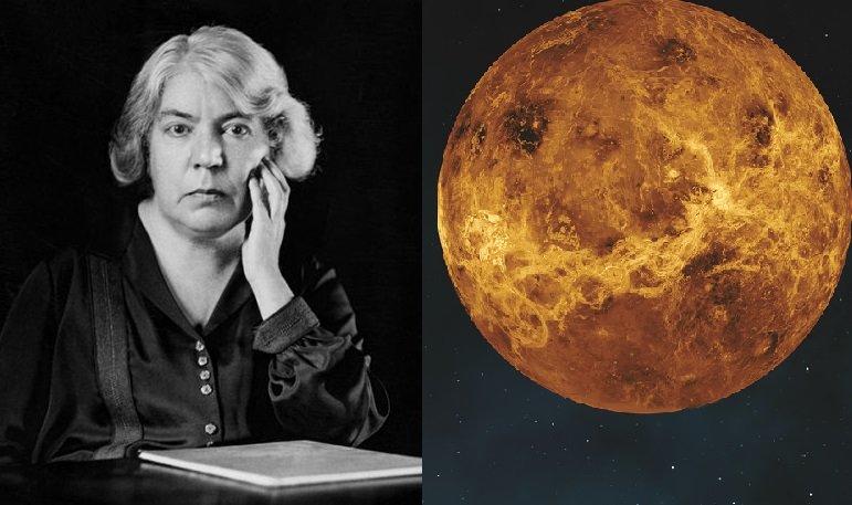 Lo sapevate? Su Venere c'è un cratere dedicato a Grazia Deledda