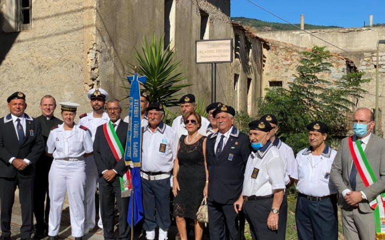 Ilbono, intitolata una via all'ogliastrino Orlando Piroddi, sottocapo telegrafista della Marina Militare, che perse la vita nel secondo conflitto mondiale