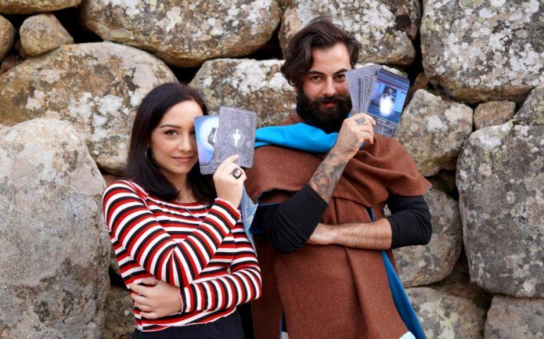 L'artista sardo Alessandro Olianas che riscopre la simbologia nuragica ora punta sul crowdfunding