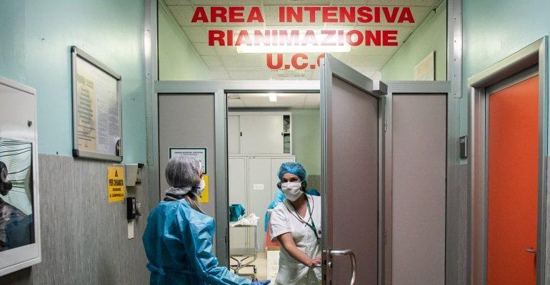Terapie intensive: il tasso in Sardegna risale a 10% secondo Agenas