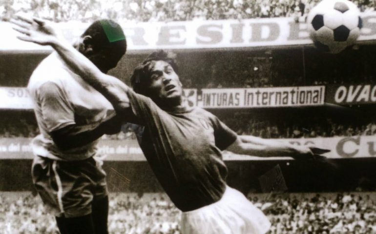 La Leggenda del calcio Pelè, domani compie 80 anni