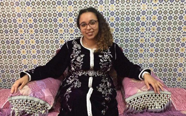 """Il mondo in Ogliastra. La storia di Ilhame Boutifi, da Casablanca a Bari Sardo. """"La Sardegna per noi è casa"""""""