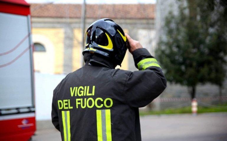 Tragedia sul lavoro, muore un Vigile del Fuoco durante un intervento a Nulvi