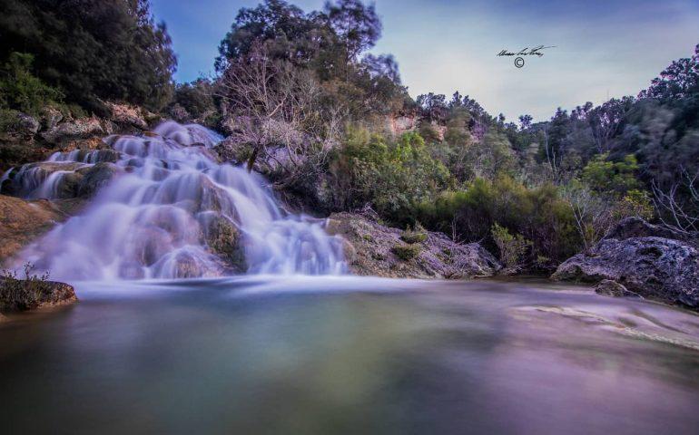 La foto del giorno. Il Rio Isara di Ussassai nello scatto di Cristian Mascia