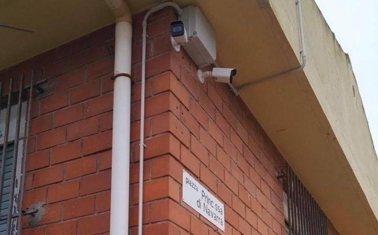 Sistemati nei centri di Baunei e Santa Maria gli impianti di videosorveglianza