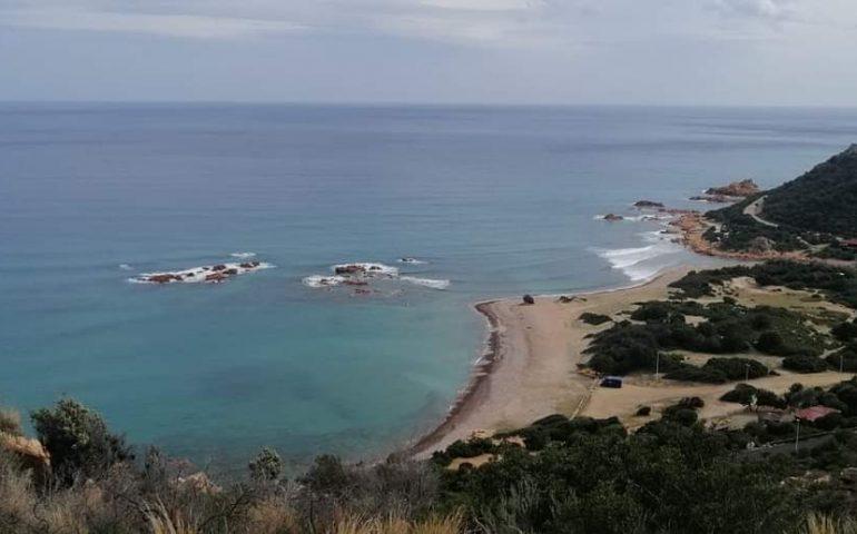 La foto di oggi. Piccole perle d'Ogliastra: la Spiaggetta a Cardedu
