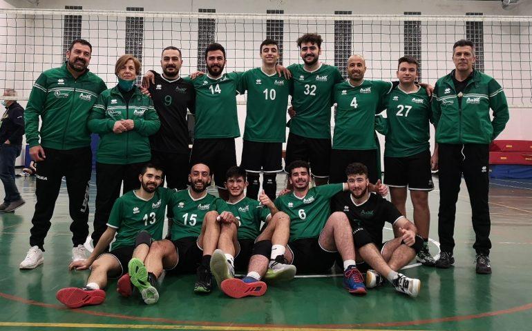 """Pallavolo, l'Airone Tortolì sconfitto 3-1 dall'Ariete Oristano. Gagliardi: """"Dovevamo fare di più"""""""