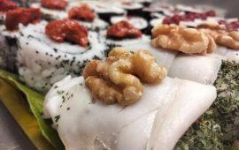 Il sushi sardo di Manuele Fanutza convince tutti e varca il mare