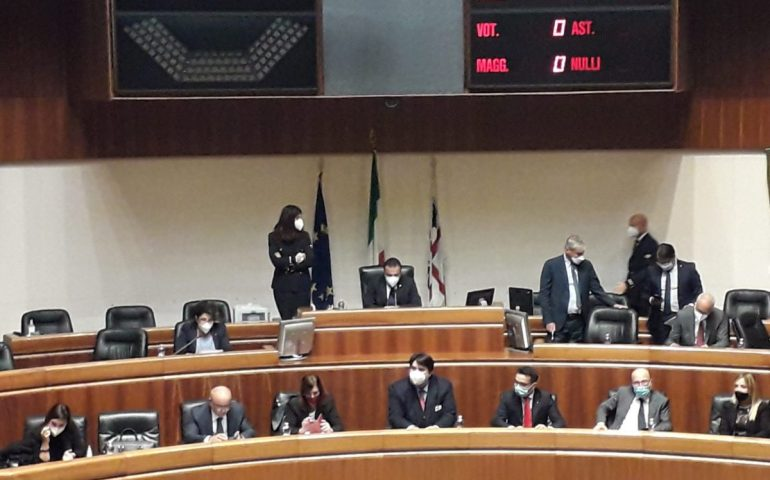 Nuovi aiuti alle imprese colpite dalla pandemia: il Consiglio regionale approva Ddl 261/A