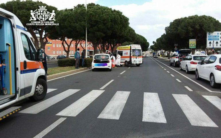 Sardegna, auto travolge due donne sulle strisce pedonali: sono gravi