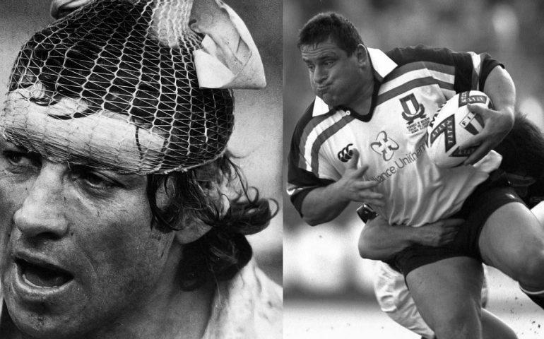Covid-19, il rugby italiano piange due leggende: addio a Marco Bollesan e Massimo Cuttitta