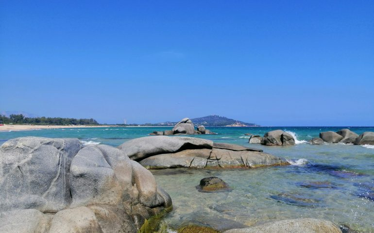 La foto dei lettori. Ogliastra, la bellezza del mare e della spiaggia di Orrì a Tortolì
