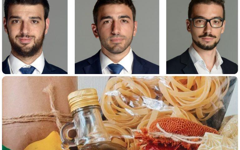 Tre giovani emigrati sardi creano l'e-commerce del cibo Made in Italy per chi vive all'estero