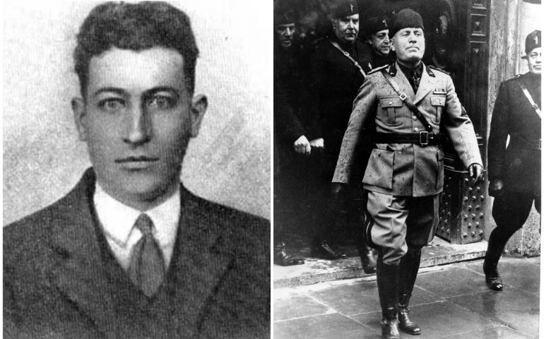 Accadde oggi. 29 maggio 1931: l'anarchico Michele Schirru viene fucilato per il tentato omicidio di Mussolini