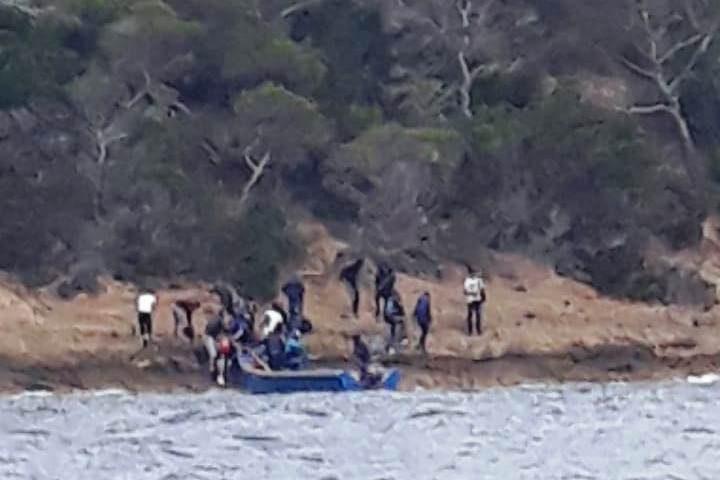 Riprendono gli sbarchi nel Sud Sardegna: 23 migranti arrivati tra ieri e oggi