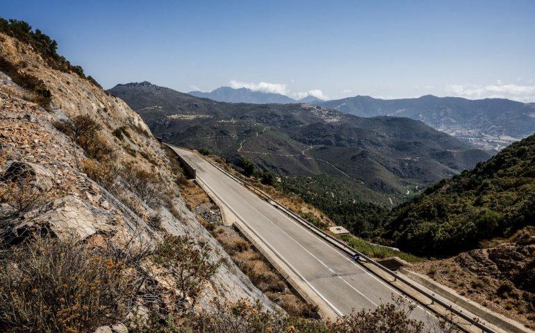 Perdasdefogu, chiusura strada provinciale per lavori. Ecco le modifiche al traffico sulla ex strada militare