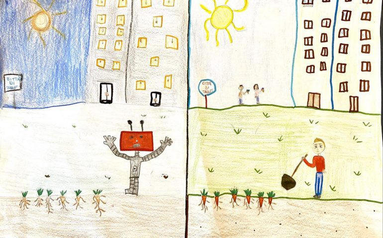 """Concorso """"No dipendenze"""": i bambini di Santa Maria e di Ilbono si piazzano al primo posto"""