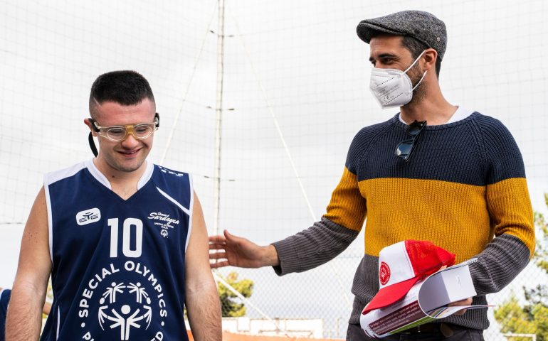 """Jacopo Cullin per l'inclusione: nasce lo spot con Special Olympics """"Be different play unified"""""""
