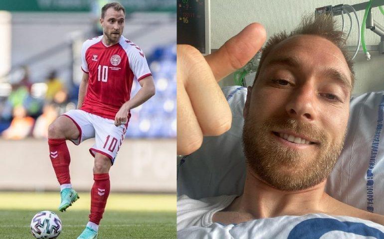 Eriksen: gli sarà impiantato un defibrillatore cardiaco. Oggi l'omaggio in Belgio-Danimarca