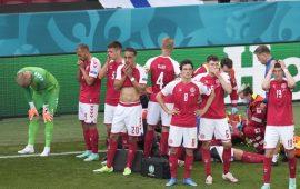 Europei: attacco cardiaco per Erikssen, a terra privo di sensi. Attimi di paura durante la partita