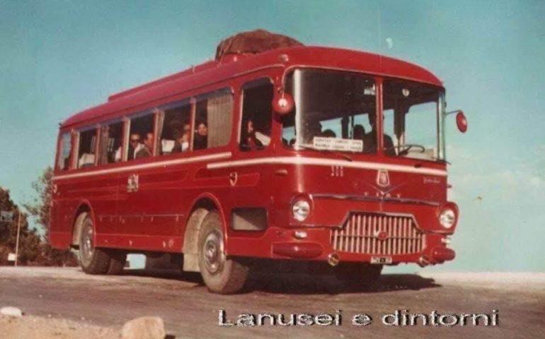 Come eravamo. Il pullman della linea Arbatax-Lanusei-Porto Torres negli anni Settanta